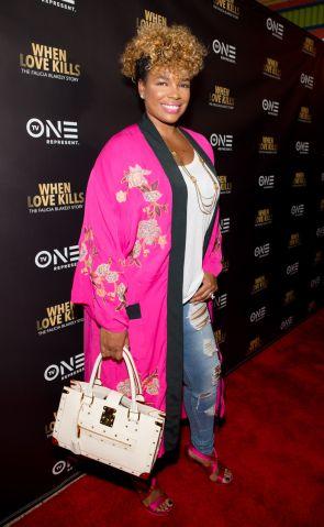 TV One's 'When Love Kills' ATL Premiere