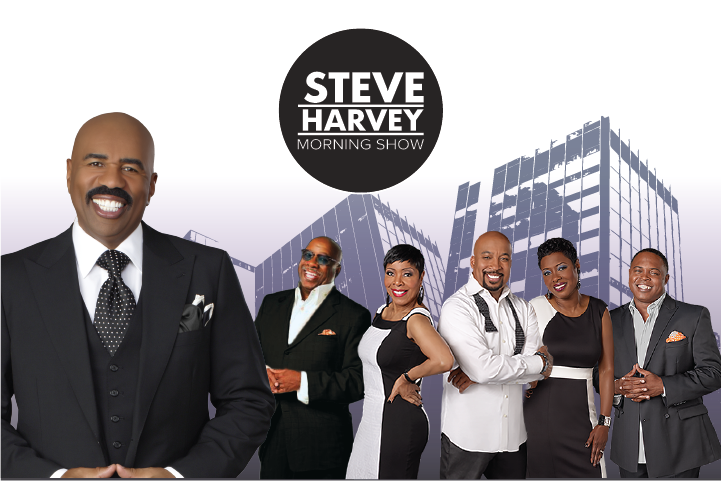 The Steve Harvey Morning Show