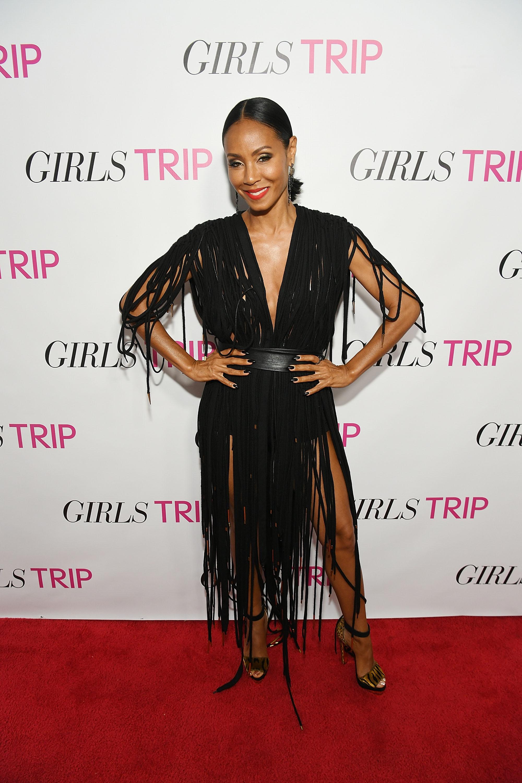 Jada Pinkett Smith, Regina Hall And Will Packer Host Special Screening Of GIRLS TRIP In Atlanta