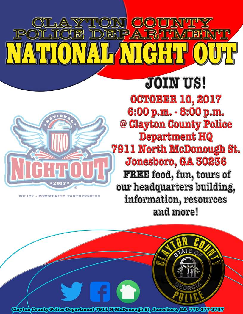 National Nightout 2017