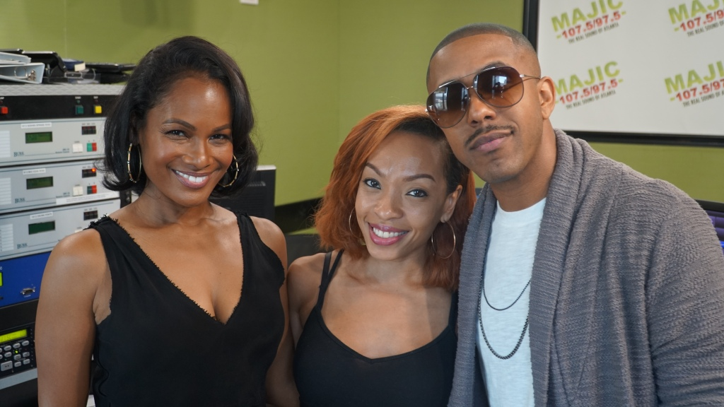 Marques Houston Robinne Lee Maria More