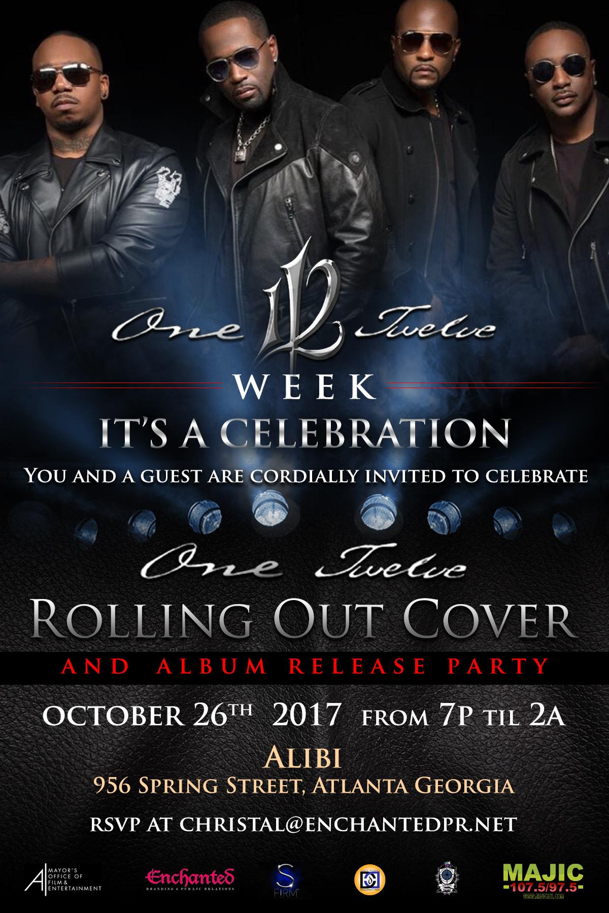 112 Week Atlanta Album Release