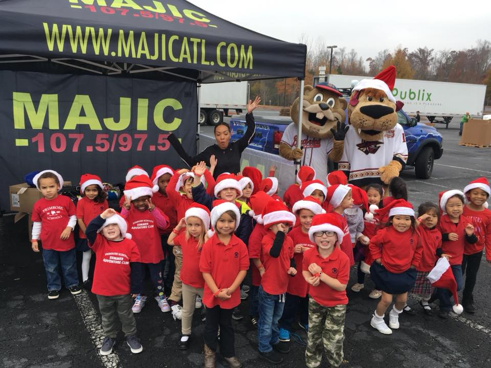Holiday Can-A-Thon At Infinite Energy Center