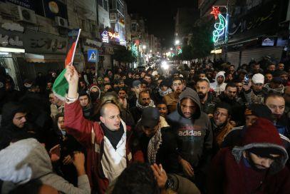 Trumps recognition of Jerusalem as Israels capital