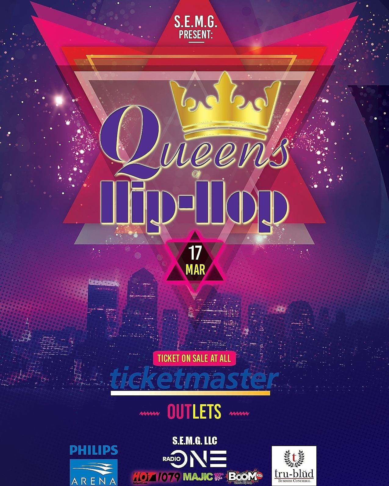 Queens of Hop Hop