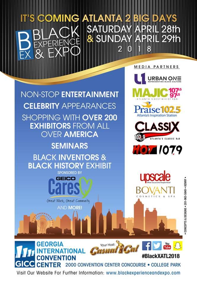 Black Experience Expo