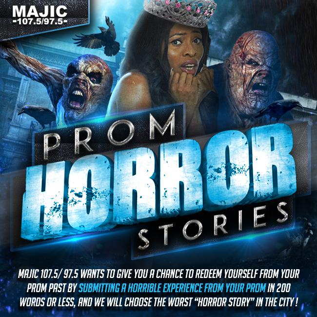 Prom Horror Stories