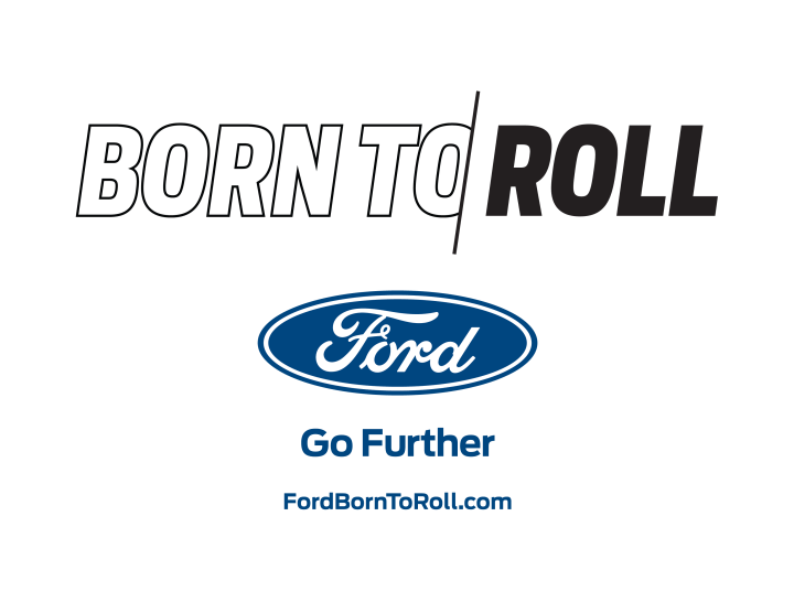 Ford Born 2 Roll