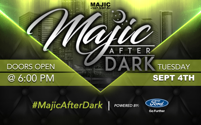 Majic After Dark September