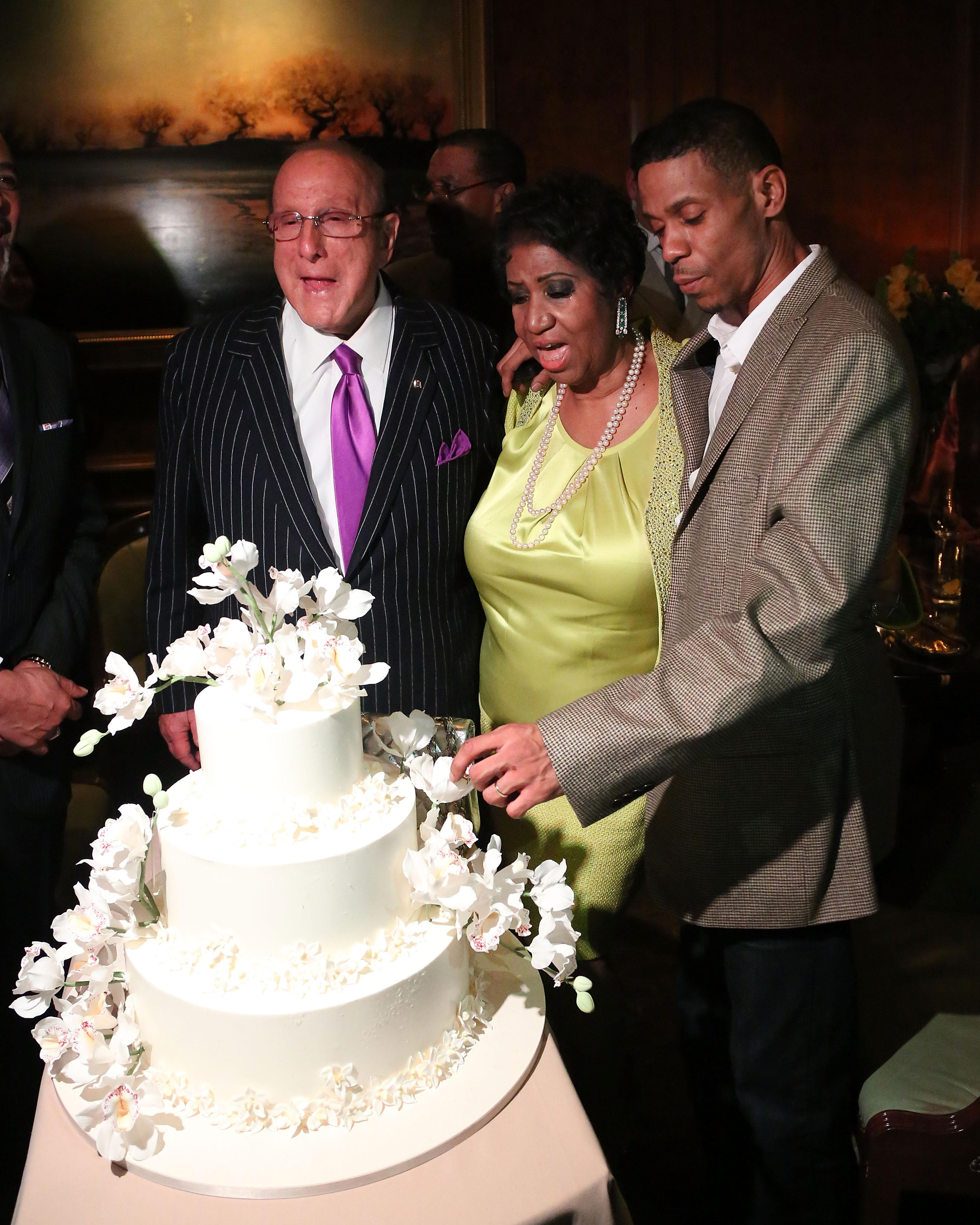 Aretha Franklin's 72nd Birthday Celebration