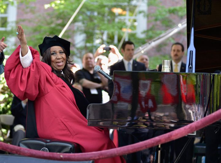 Harvard University 363rd Commencement Ceremony