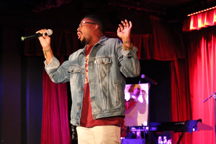 """Majic After Dark ""Powered By Ford"" With Raheem DeVaughn & Maleke O'Ney"