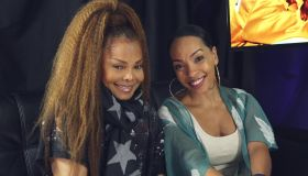 Janet Jackson and Maria More