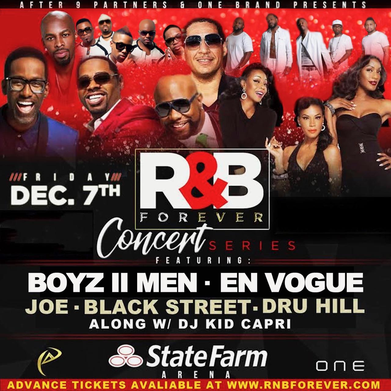R&B Forever Concert Series