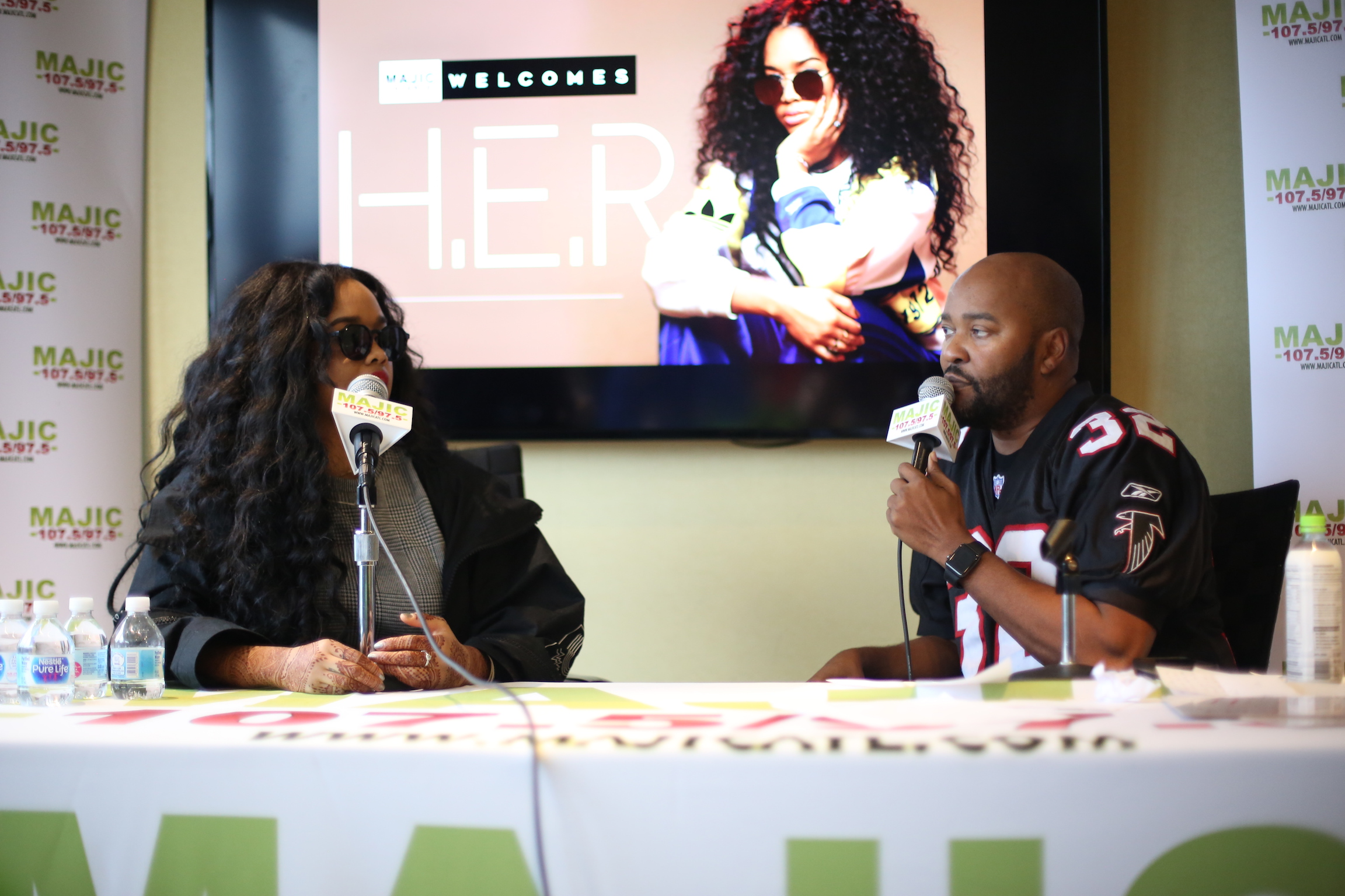 H.E.R Meet & Greet Atlanta