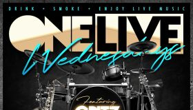 One Cigar Lounge Atlanta: One Live Wednesdays