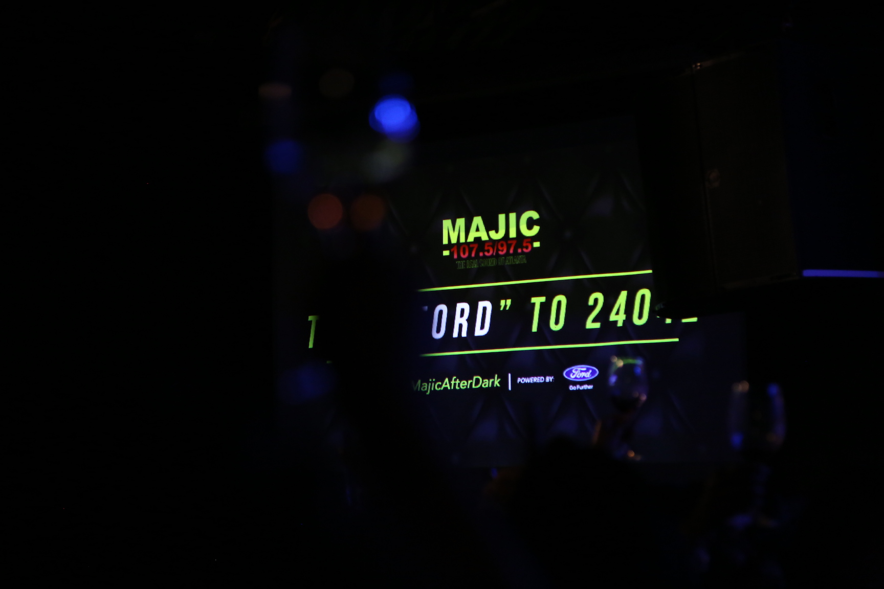 Majic After Dark Powered By Ford Case