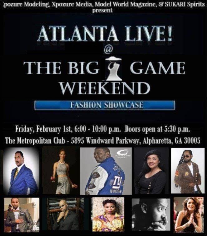 The Big Game Weekend: Fashion Showcase
