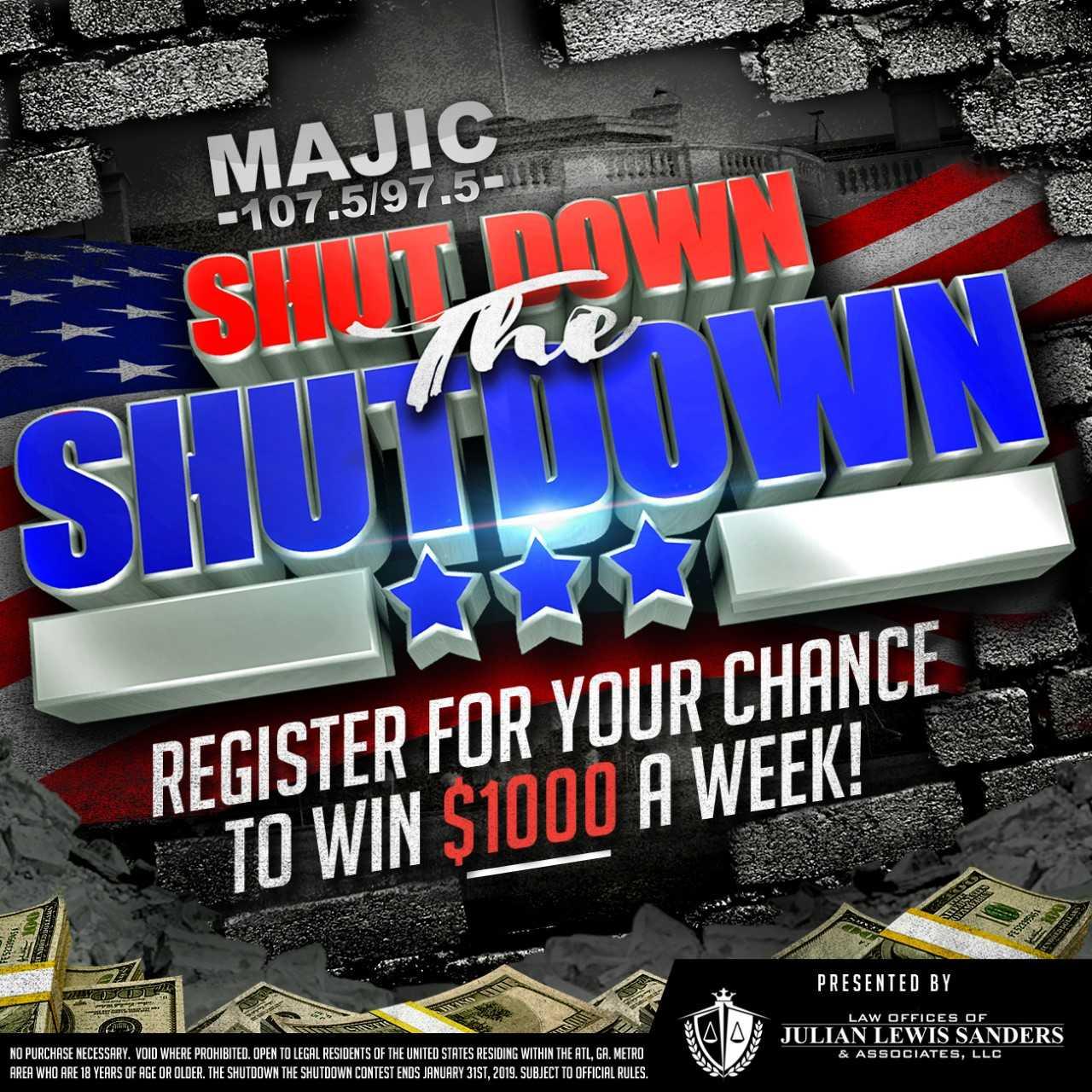 Shutdown MAJIC