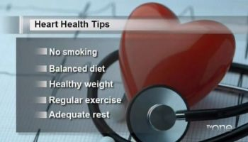 Heart Health Tips