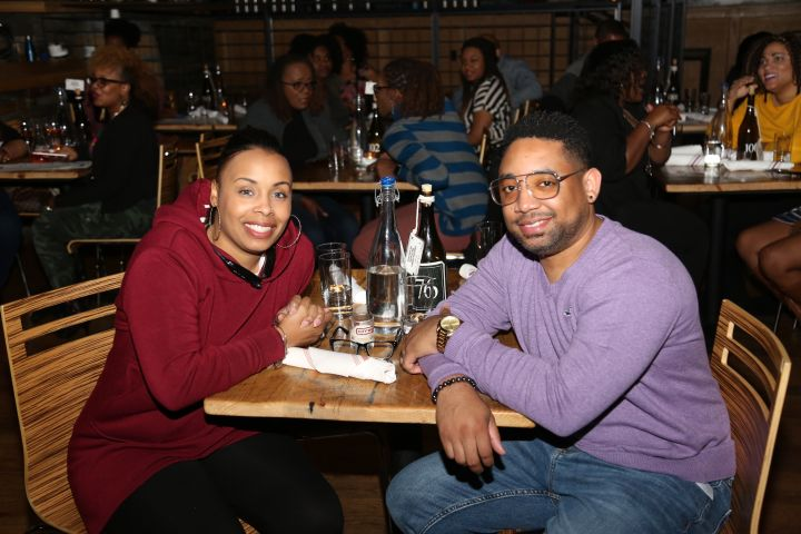 Majic After Dark P.J. Morton & Monica