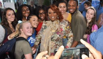 Patti LaBelle has a street named in her honour