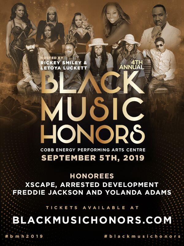 4th Annual Black Music Honors
