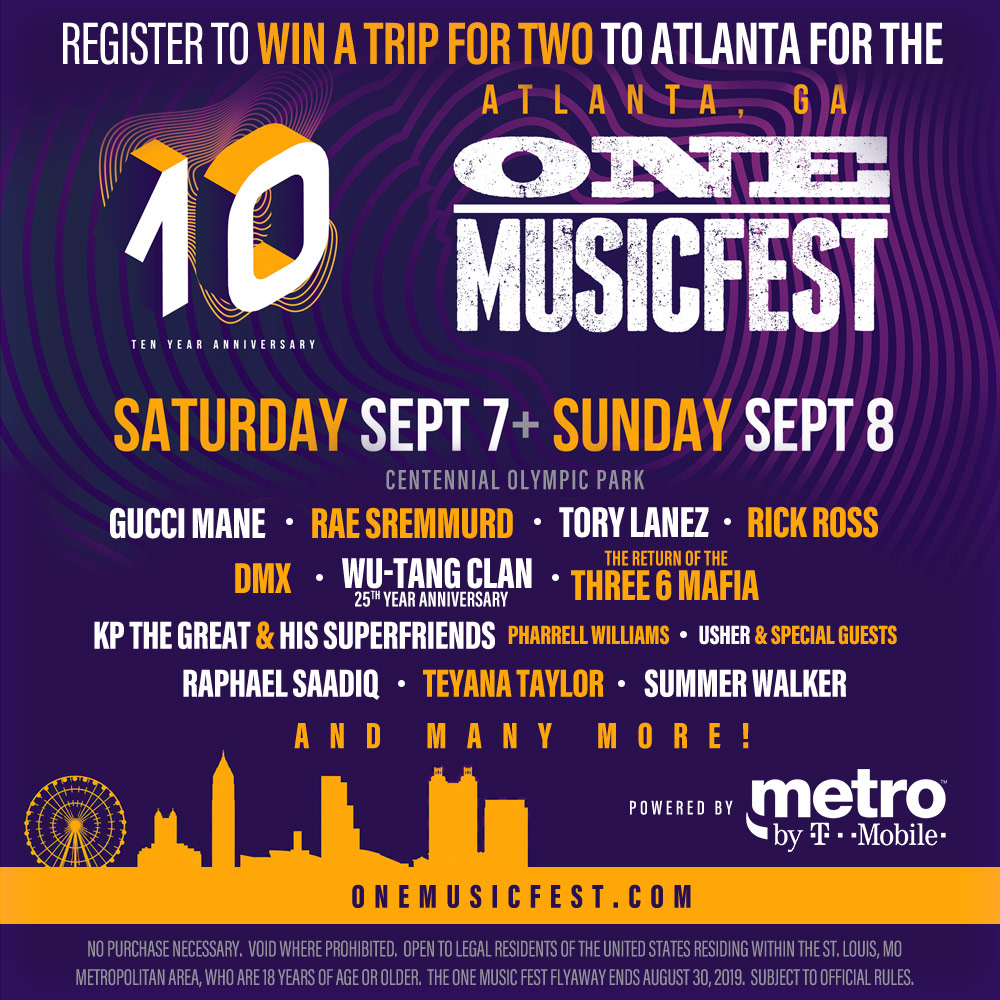 Register To Win Tickets To The One Music Fest | Majic 107 5