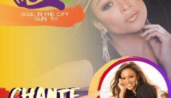 Taste of Soul Atlanta: Chante Moore Live