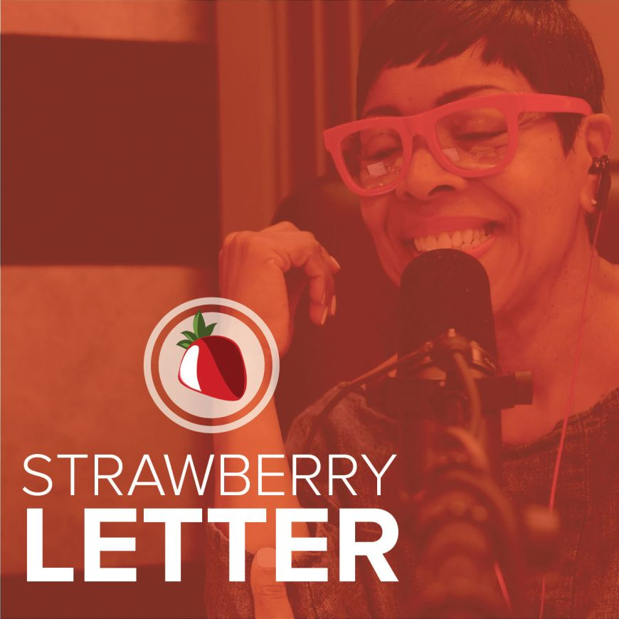 Shirley Strawberry Letter