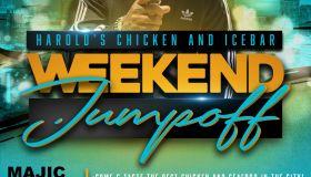 Harolds' Chicken & Icebar: Weekend Jumpoff With Silver Knight