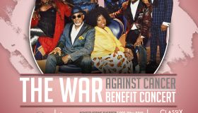 War Against Cancer Benefit Concert: Starring the SOS Band