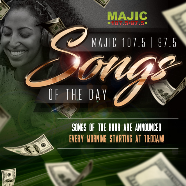 MAJIC Songs of the Hour