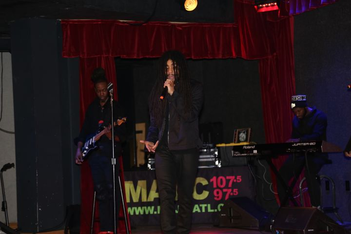 Majic After Dark Montell Jordan, Skip Marley, Jac Ross