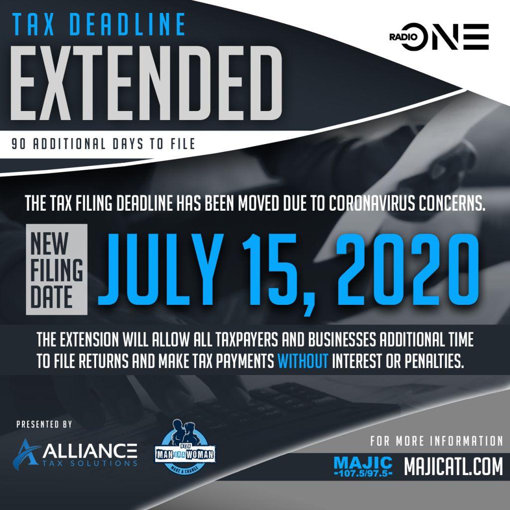 Tax Deadline Alliance
