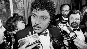 Little Richard Interviewed At 3rd Rock & Roll Hall Of Fame Ceremony
