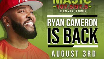 Ryan Cameron Returns